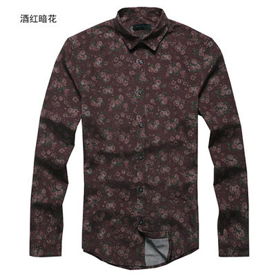 High Quality Floral Shirts