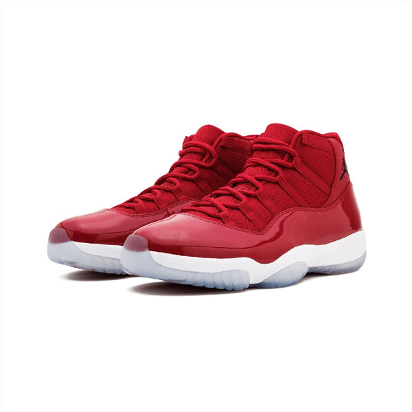 Original Official Nike Air Jordan 11 Retro Win Like 96 Men's Basketball Shoes Sneakers Sports AJ11 classic outdoor Retro