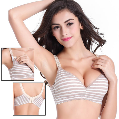 Cotton Maternity Nursing Bra - EconomicShopping