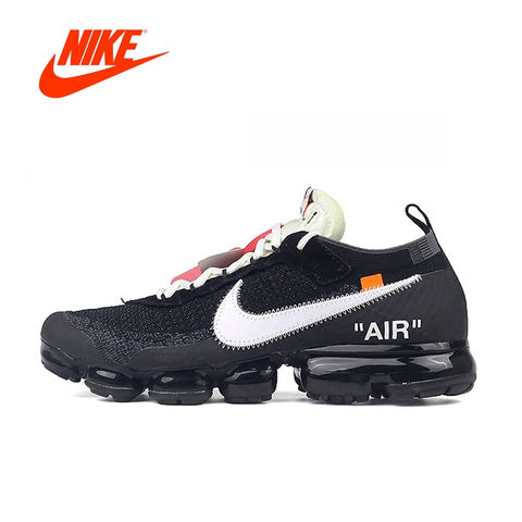 separation shoes f262f ad4ac Original New Arrival Authentic NIKE X Off White VaporMax 2.0 AIR MAX Men s  Running Shoes Sport