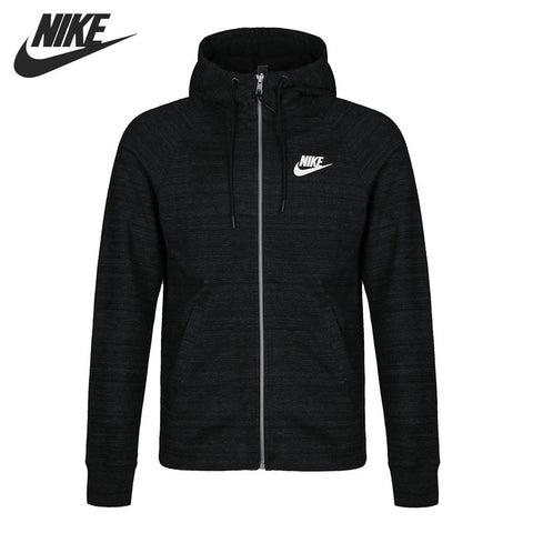 Original New Arrival 2018 NIKE  HOODIE FZ KNIT Men's Jacket Hooded Sportswear