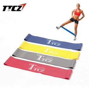 Elastic Band Yoga Pilates Resistance Bands Exercise Loop Rubber Bands Fitness Loop rope Stretch Crossfit band bodybuilding