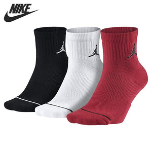 Original New Arrival 2018 NIKE MAX ANKLE Men's Sports Socks( 3 Pairs )