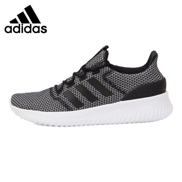 Official Original Adidas NEO Label Cloudfoam Ultimate Men's Skateboarding Shoes Sneakers Light Leisure Sports Outdoor Walking