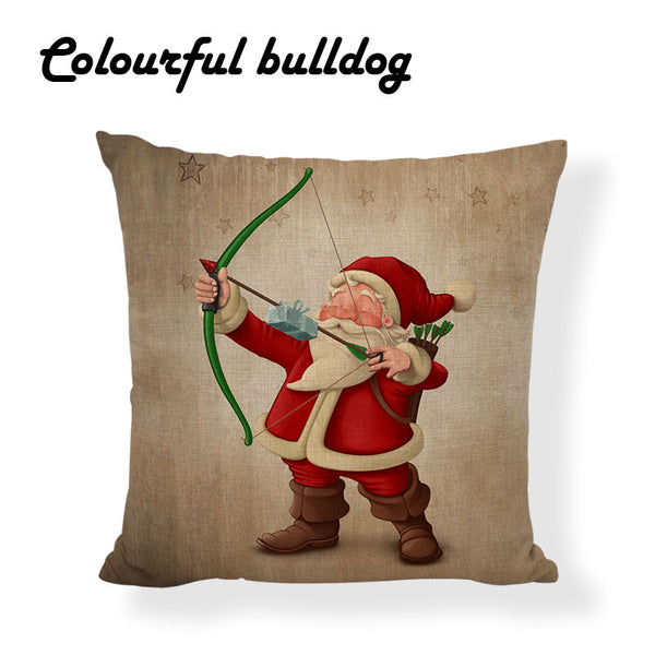 Lovely Santa Claus Pillowcases