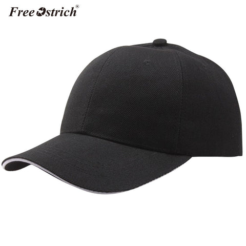 Free Ostrich Baseball Cap Mesh Cap Hats For Men Women Dad Casquette Solid Gorras Hombre hats Classic Hip Hop Caps B0520