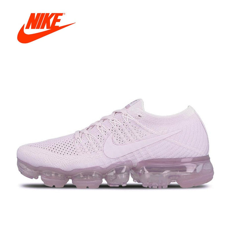 d604b9eecab96 ... Original 2018 New Arrival Authentic Nike Women s Running Shoes Air  VaporMax Flyknit Sports Sneakers Classic Breathable ...