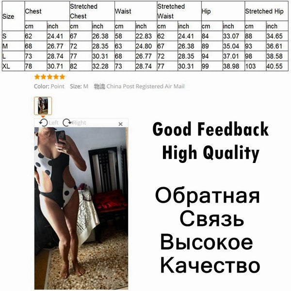 CALOFE 2018 Thong Black White Sexy One Piece Swimsuit Female Women Fused Swimwear Backless White Brazilian May Bather Monokini