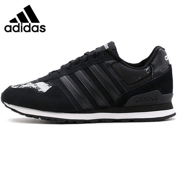 Official Original Adidas NEO Label 10KMen's Skateboarding Shoes Sneakers Breathable Thread Low Top Sports Outdoor Walking AC7587