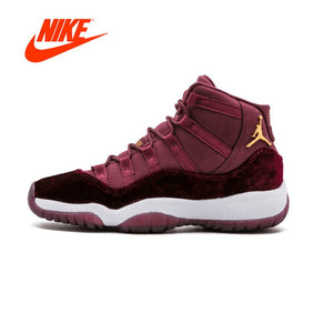 "Original NIKE Air Jordan 11 Retro RL GG ""Velvet"" Mens Basketball Shoes"