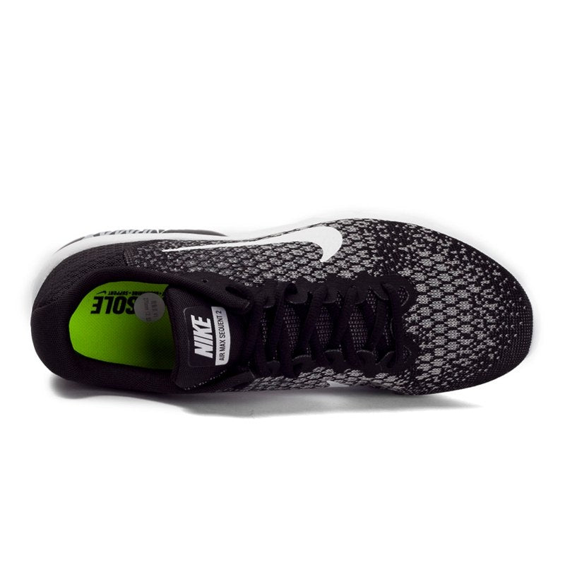 0cc0878f05c ... Original New Arrival 2018 NIKE AIR MAX SEQUENT 2 Men's Running Shoes  Sneakers ...