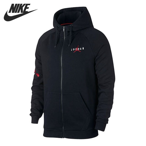 Original New Arrival 2018 NIKE JUMPMAN AIR FLEECE Men's Jacket Hooded Sportswear