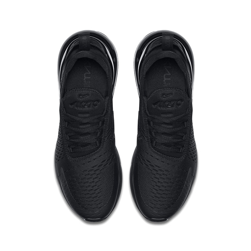 7aa23f18326e2 ... 2018 New Nike Air Max 270 Men s Running Shoes Sneakers Original Authentic  Sports Outdoor Breathable Low ...