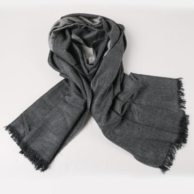 Men's Luxury Cashmere Scarf