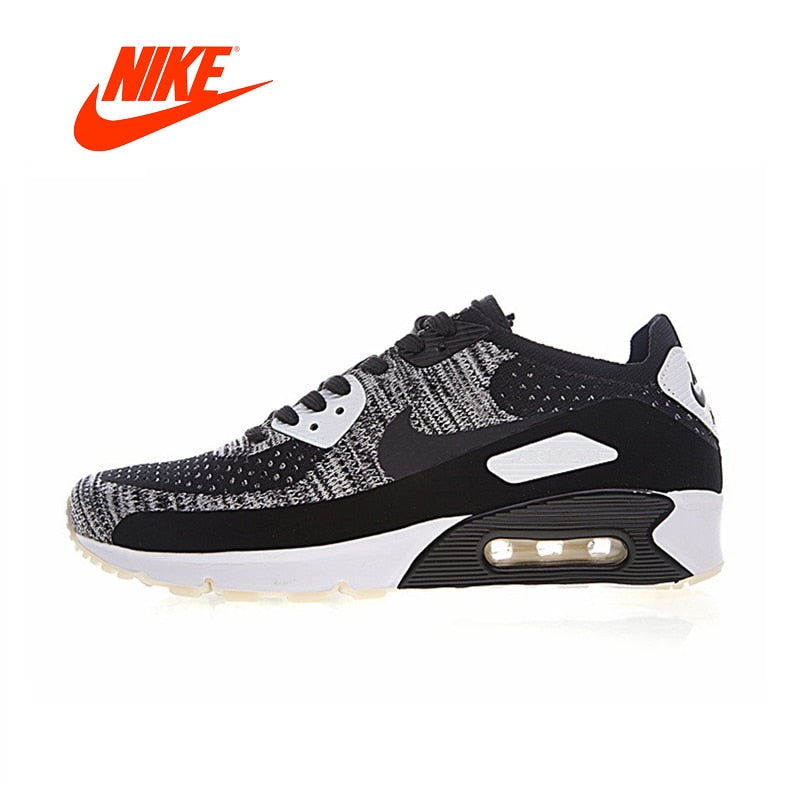 cheap for discount dc89b 09c33 Original New Arrival Authentic NIKE Air Max 90 Ultra 2.0 Flyknit Men s Breathable  Running Shoes Outdoor ...