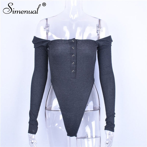 Women's Hot One Piece Bodysuit