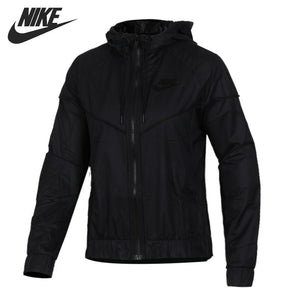 Original New Arrival 2018 NIKE  NSW WR JKT Women's Jacket Hooded Sportswear