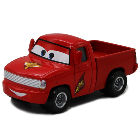 Disney Pixar Cars McQueen Red NO.95 Pick-up Truck Diecast 1:55 McQueen Metal Model Alloy Car Toys Birthday Gift For Boys