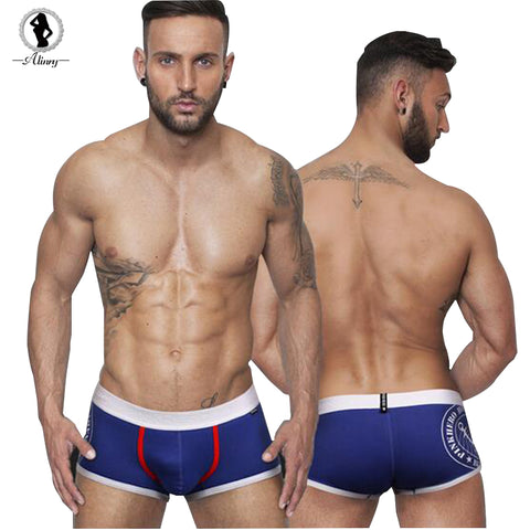 2017 new hot sale fashion men boxers Modal M L XL XXL printed underwear men hot brand shorts men 4 colors boxer men ST507