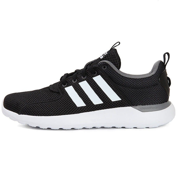 Original Adidas NEO Label LITE RACER Men's Skateboarding Shoes Sneakers New Arrival Leisure Breathable Hard-Wearing Sneakers
