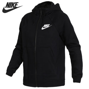 Original New Arrival 2018 NIKE NSW RALLY HOODIE FZ Women's Jacket Hooded Sportswear