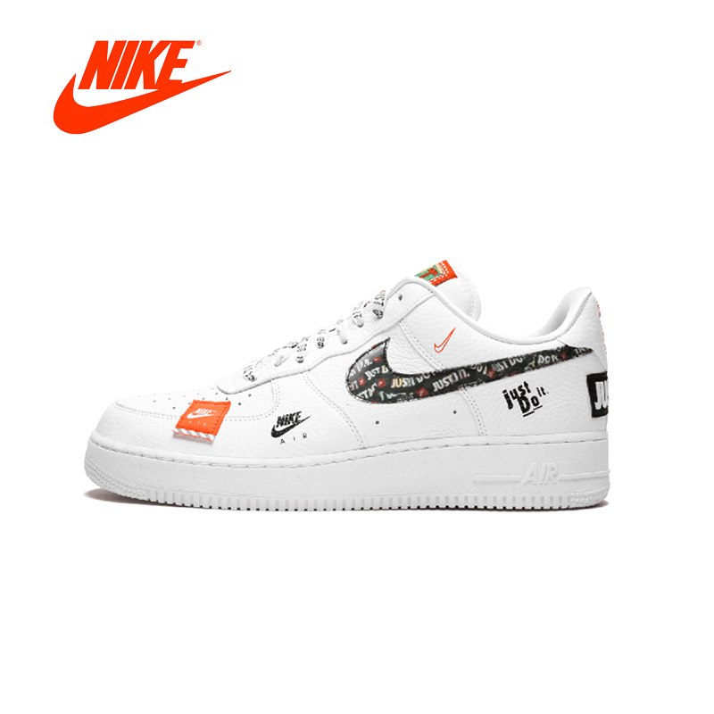 Original New Arrival Authentic Just do it Nike Air Force 1 Low Men s  Comfortable Skateboarding Shoes ... c55f5a9c4