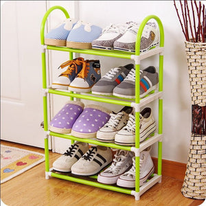 4 Layers Shoe Rack