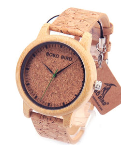 Bamboo Wristwatches