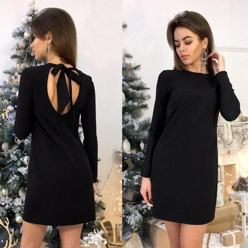 Casual Office Lady Dress - EconomicShopping