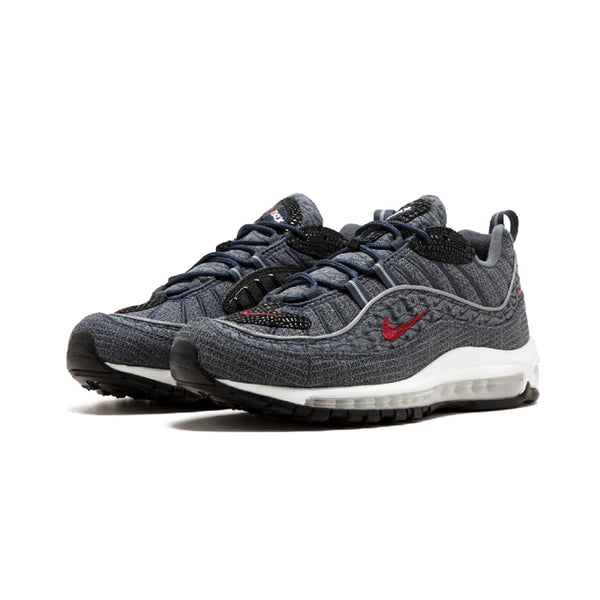Nike Air Max 98 QS CONE Men's Breathable Running Shoes