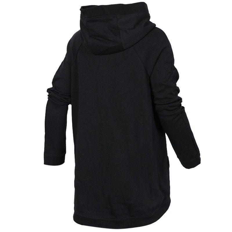 d01d95a7041f ... Original New Arrival NIKE TCH FLC CAPE FZ KNT Women s Jacket Hooded  Sportswear ...