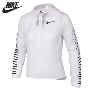 Original New Arrival   NIKE IMP LT JKT HD GX Women's  Jacket Hooded Sportswear