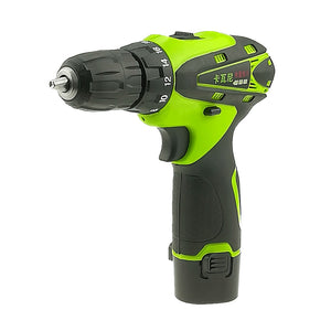 12V Electric Screwdriver Lithium Battery Rechargeable Parafusadeira Furadeira Multi-function Cordless Electric Drill Power Tools - EconomicShopping