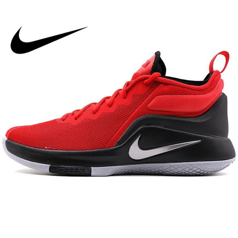 d8e3045dfdc2 Original NIKE WITNESS II EP Men s Basketball Shoes Sneakers Breathable High- cut Sports Shoes Designer