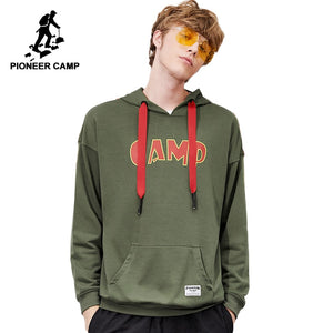 Autumn Hooded Sweatshirt Men - EconomicShopping