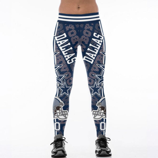 DALLAS 00 3D Print Women Leggings