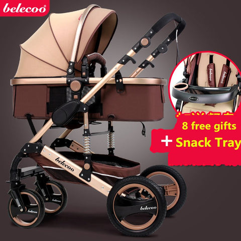 Belecoo Baby Stroller 0-36 - EconomicShopping