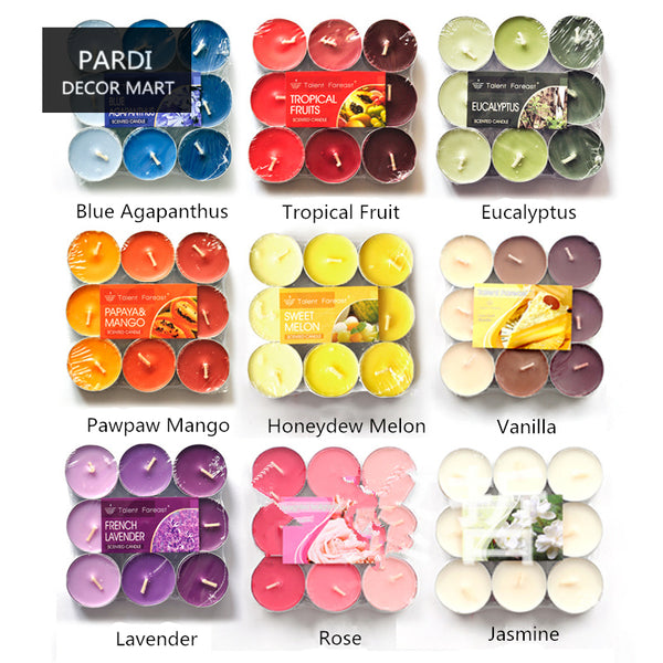 4hours Scented Tea Lights - EconomicShopping
