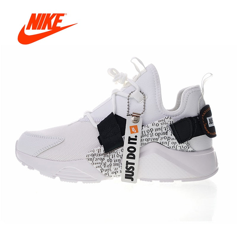 Original New Arrival Authentic Nike Air Huarache City Low Prm Just do it  Women s Running Shoes ... 8177c0186