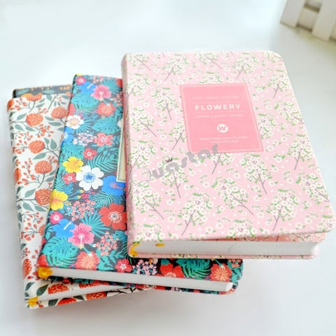Cute Flower Planner Notebook - EconomicShopping