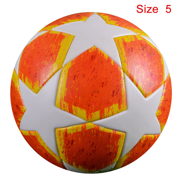 2018 New Soccer Ball Premier Official Size 4 Size 5