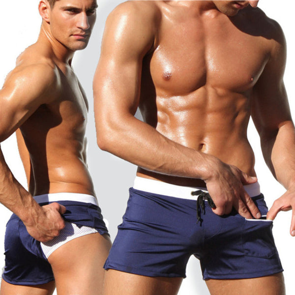 2 pcs Summer Men Beach Shorts - EconomicShopping