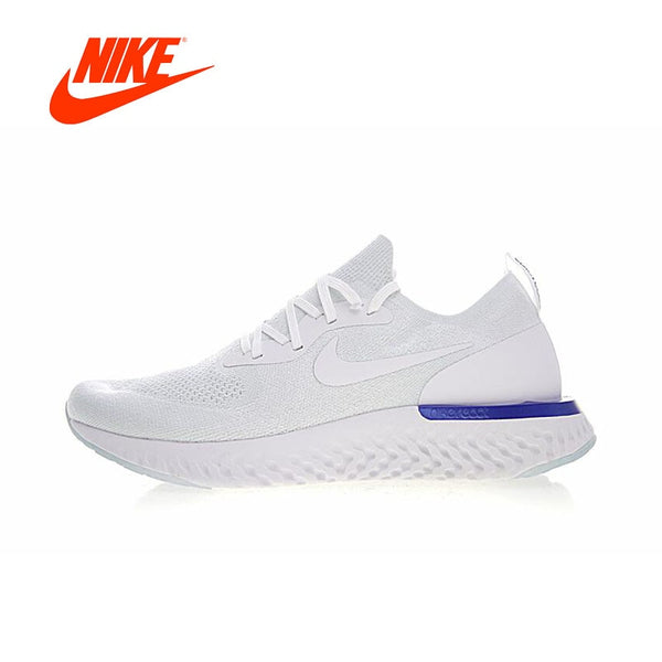 Original New Arrival Authentic Nike Epic React Flyknit Mens Running Shoes