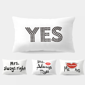 King and Queen Love Pillows - EconomicShopping