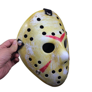 New Jason vs Friday The 13th Horror Hockey Mask - EconomicShopping