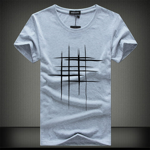 The Simple Creative Design T-Shirt - EconomicShopping