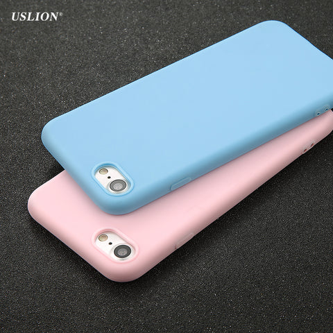 Phone Case For iPhone 7 6 6s 8 X Plus 5 5s SE XR XS - EconomicShopping