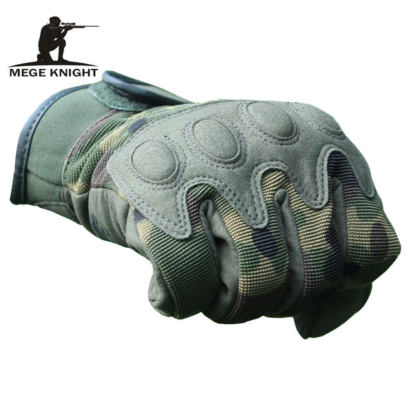 Army Camouflage Tactical Gloves - EconomicShopping