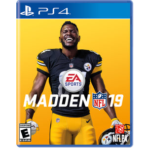Madden NFL 19, Electronic Arts, PlayStation 4 - EconomicShopping