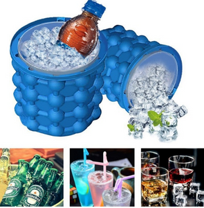 Ice Cube Maker Genie - EconomicShopping